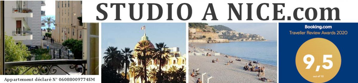 Studio in Nice – appartamento in Nizza – Studio à Nice